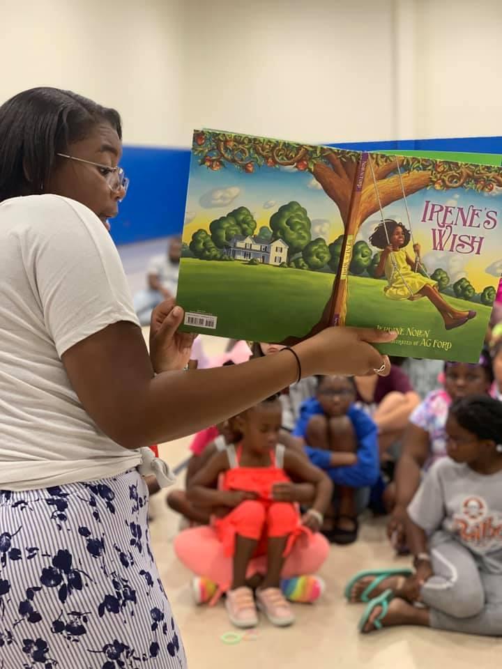 Volunteer to Read Aloud